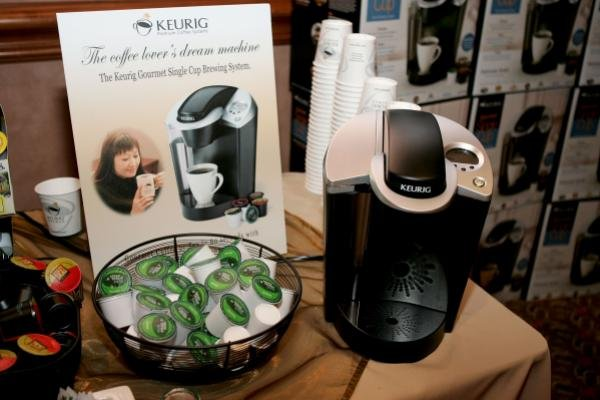 Keurig Coffee Maker Exploded View : Keurig Stock Heats Up As Its Single-Serve Machines Go Cold - Yahoo Finance