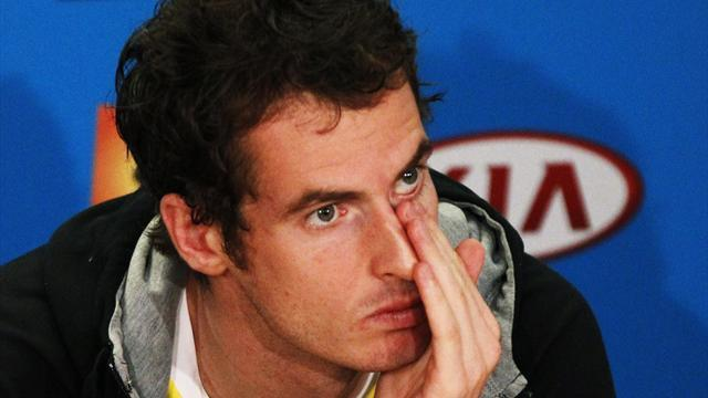 Australian Open - Murray refuses to blame gruesome blister