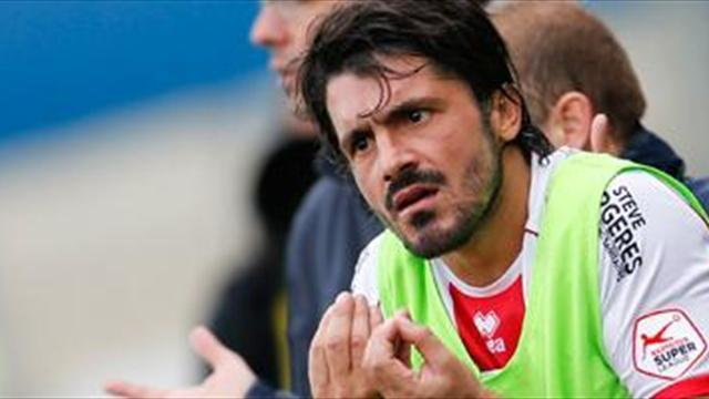 Serie A - Gattuso linked with Palermo job