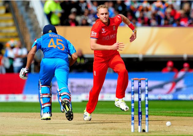 Cricket - ICC Champions Trophy - Final - England v India - Edgbaston