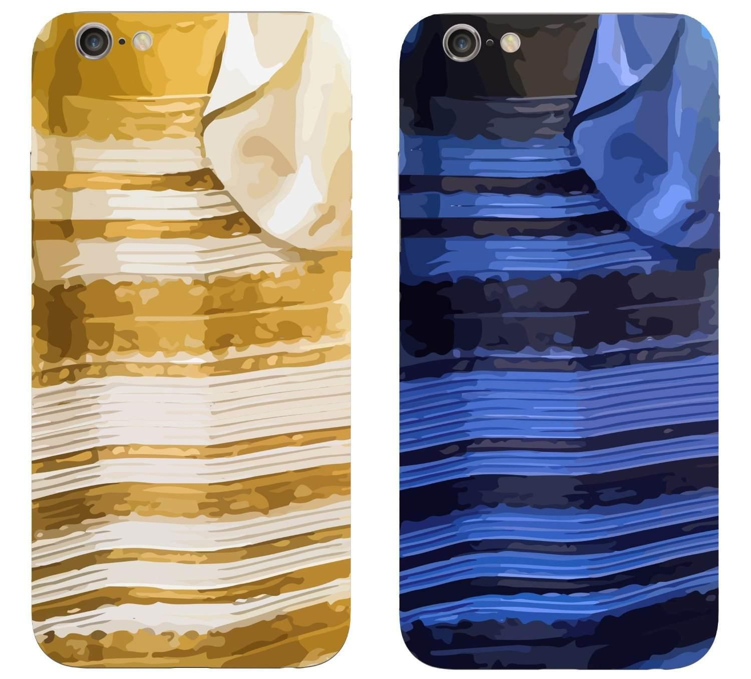 Add a #whatcoloristhisdress case to your iPhone's wardrobe