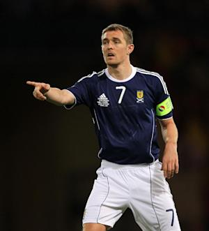 Darren Fletcher will talk to Scotland's debutants before the match against Luxembourg on Wednesday night