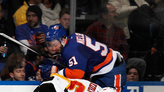 Calgary Flames v New York Islanders