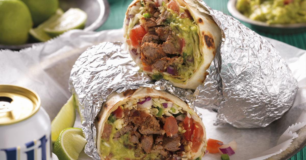 The Ultimate Burrito Recipe For Your Next BBQ