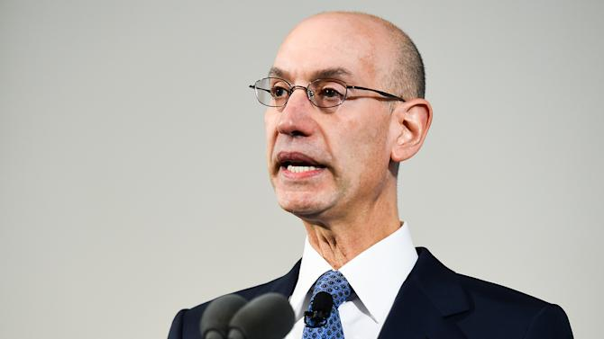 Commissioner: NBA relationship with players 'best' in sports