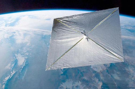 LightSail Solar Sail Test Flight Stalled by Software Glitch