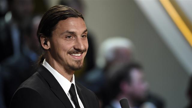 Ligue 1 - Ibrahimovic savours second Ligue 1 player of year award