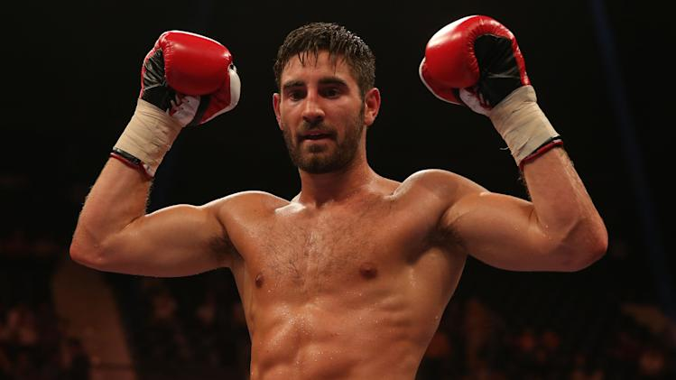 Boxing - Super Middleweight Bout - Frank Buglioni v Kirill Psonko - Wembley Arena