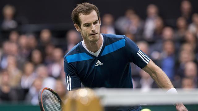 Tennis - Murray weathers wobble to beat qualifier Thiem