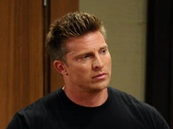 Steve Burton Checks Out of 'General Hospital'