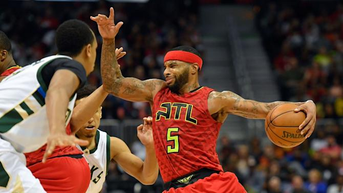 NBA scores 2017: Hawks have gone from good to bad to good again this season