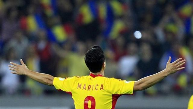 World Cup - Group D: Romania into play-offs at Turkey's expense