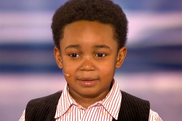 'America's Got Talent': Issac Brown Could Be The Next Michael Jackson