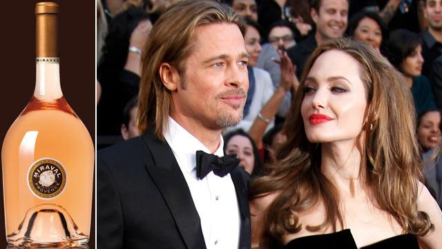 Brad Pitt, Angelina Jolie Wine Sells Out