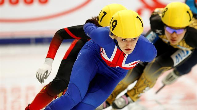 Short Track - Christie adds silver to bronze in Sochi
