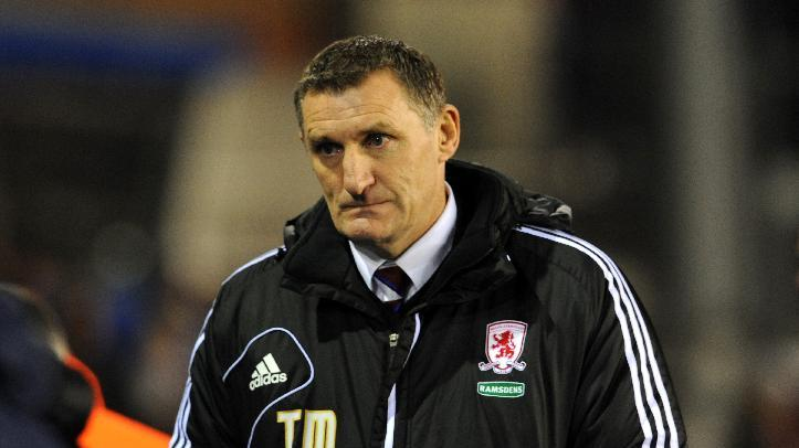 Promotion to the Barclays Premier League is Middlesbrough boss Tony Mowbray's main concern