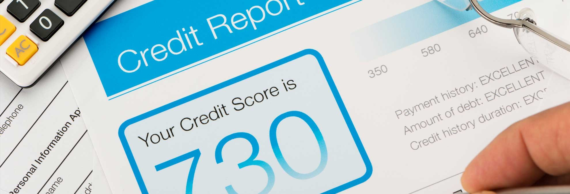 how to fix my credit score myself