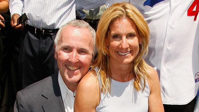 Jamie McCourt Claims Foul Pitch in $131M Divorce