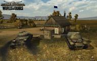 National war machines congregate in 'World of Tanks.'