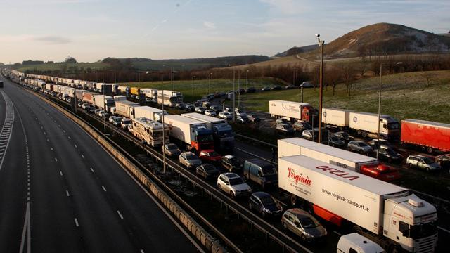 Match cancelled over traffic jam