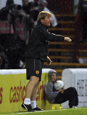 Stuart McCall conceded that Levante were the far better side on the night
