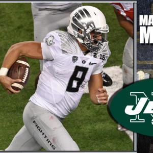 120 NFL Mock Draft: New York Jets Select Marcus Mariota