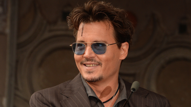 Johnny Depp 'Mortdecai' Has Franchise Written All Over It, Lionsgate Says