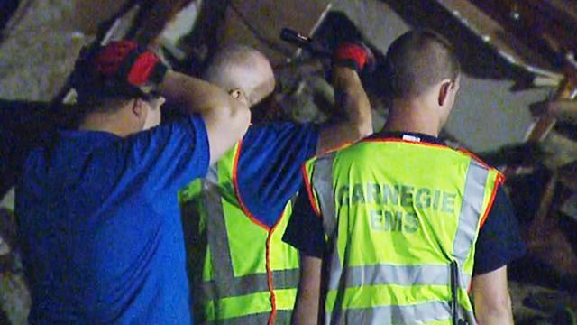 First responders talk overnight search after Moore tornado