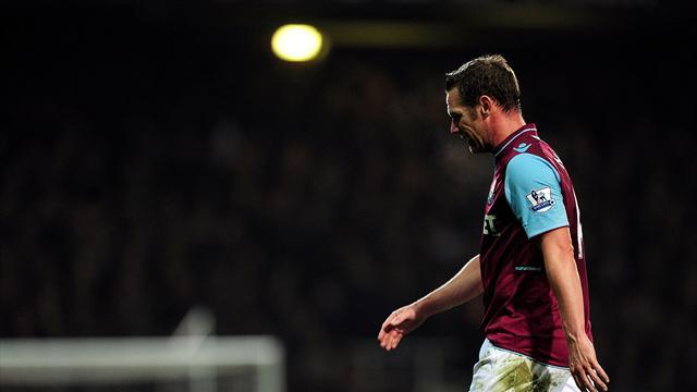 Football - Hammers hope Nolan will be back soon
