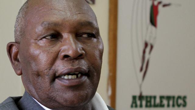 Athletics - Kenya's Keino blames agents for Moscow absentees