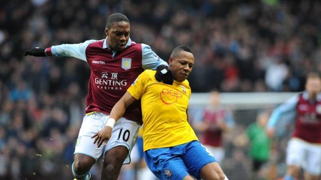 Premier League - Villa in bottom three after defeat to Southampton