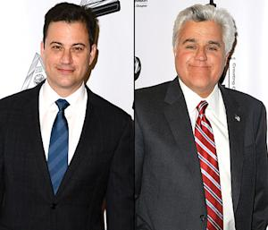 "Jimmy Kimmel Slams Jay Leno: ""I Don't Believe He Has Actual Feelings"""
