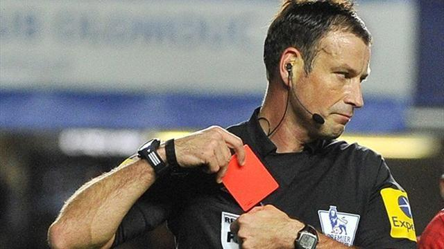 Premier League - Clattenburg to referee Southampton