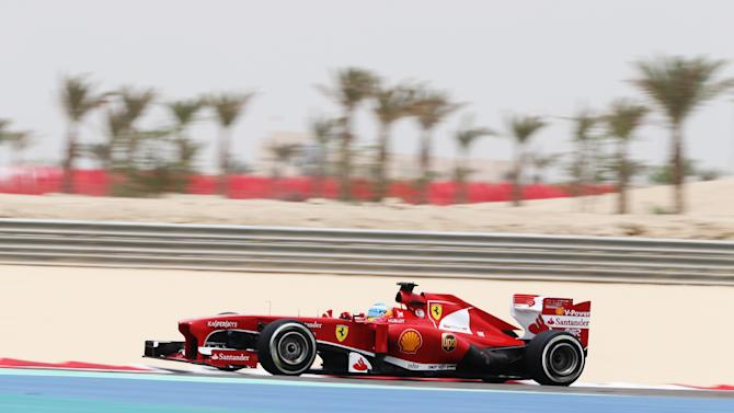 F1 Grand Prix of Bahrain - Qualifying