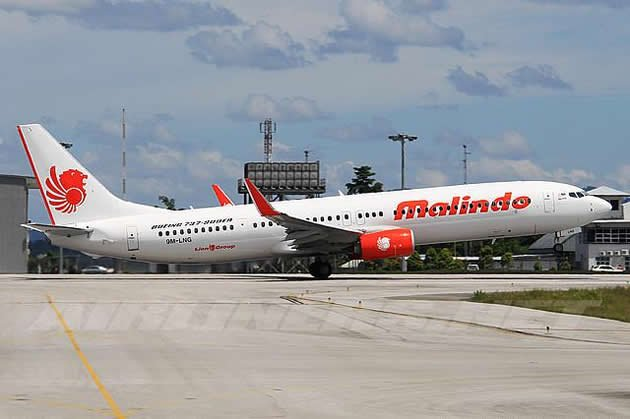 A Malindo Air flight was forced to turn back to Subang airport after its engine caught fire on Wednesday morning. (Photo from Wikimedia Commons)