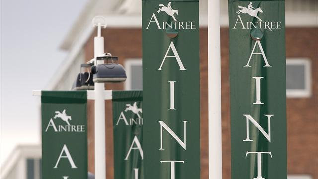 Horse Racing - Grand National jockeys in bust-up with race stewards