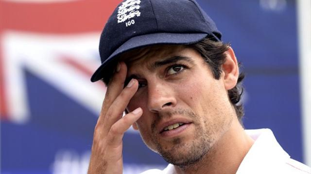 Cricket - Cook wants England to come out fighting on Boxing Day