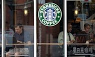 Starbucks Boss Denies Making Money in Britain