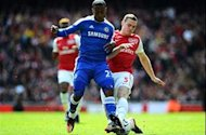 Arsenal 0-0 Chelsea: Much-changed Blues hold on for point ahead of vital second leg against Barcelona
