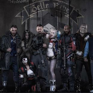 'Suicide Squad' Director Reveals First Official Picture of Cast in Costume (Photos)