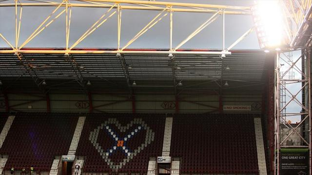 Scottish Football - MP concerned about Hearts ownership