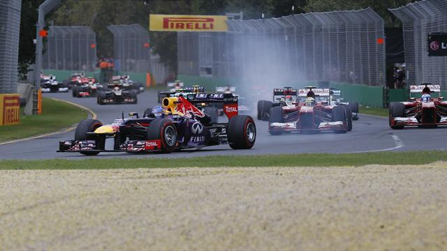 Formula 1 - Happy Vettel sees no need to worry