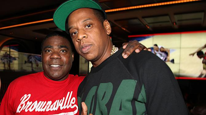 Tracy Morgan, Jay-Z