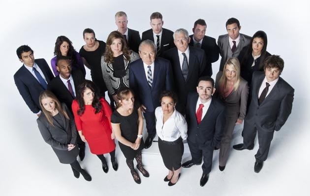 The Apprentice 2012 candidates.