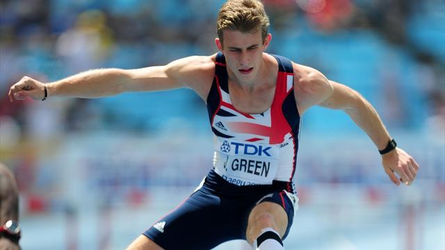 Athletics - Green: I'm still an individual specialist