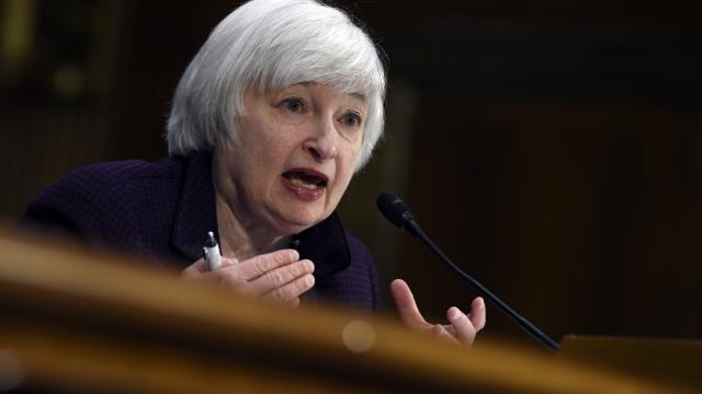 Fed's new concerns about ETFs and mutual funds