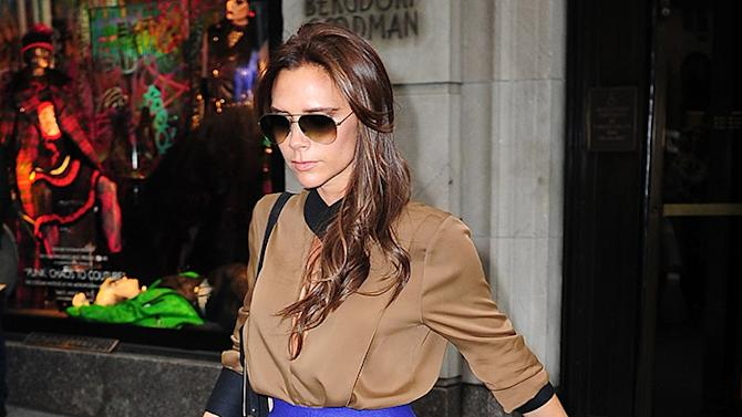 Celebrity Sightings In New York City - May 9, 2013