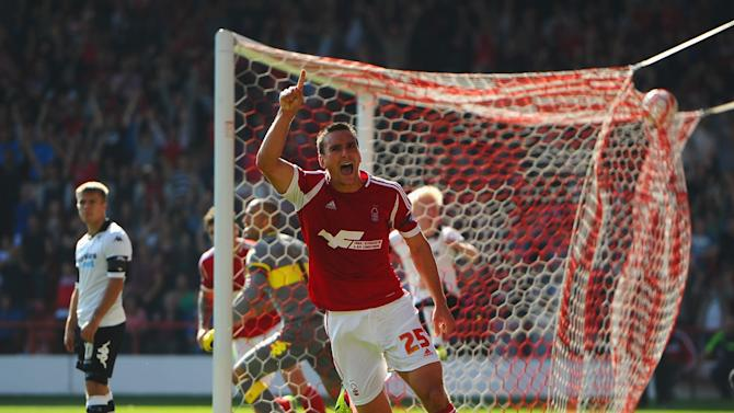Nottingham Forest v Derby County - Sky Bet Championship