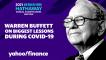 Warren Buffett on biggest lessons during COVID-19