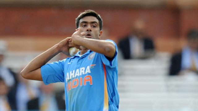 Cricket - Five-star Ashwin keeps Aussies in check